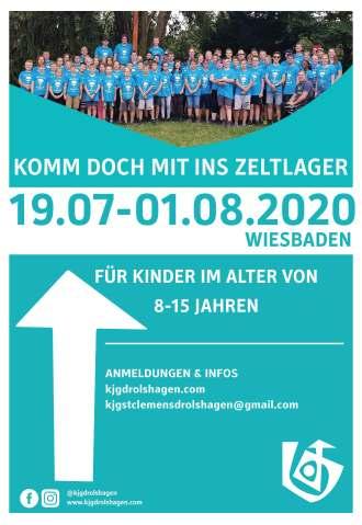 Zeltlager2020